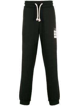 Maison Margiela спортивные брюки с нашивками S50KA0515S25443