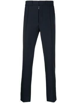 Maison Margiela брюки со складками S30KA0579S52640