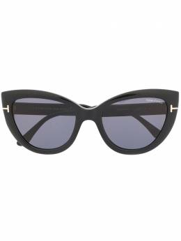 Tom Ford Eyewear cat eye framed sunglasses FT0762S