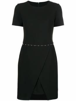 Emporio Armani embellished dress 1NA39T12005
