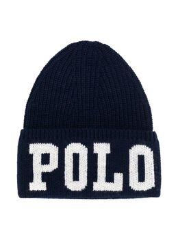 Ralph Lauren Kids шапка с надписью 323751642