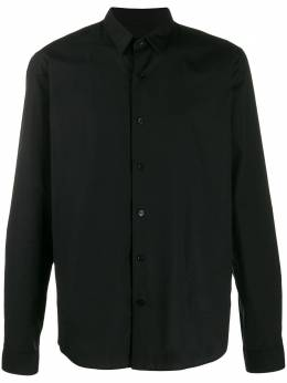 Ami Paris рубашка с классическим воротником E20HC001417