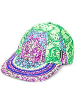 Versace кепка с принтом Baroque ICAP004A233943