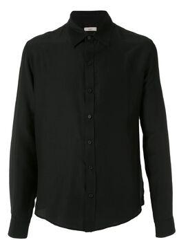 Egrey рубашка свободного кроя 204040