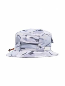 Heron Preston панама с камуфляжным принтом HMLB005S209390078800