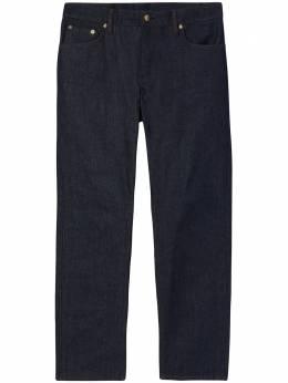 Burberry джинсы прямого кроя 8019485
