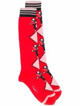Marni трикотажные носки SKAC0060Q0FC1B7