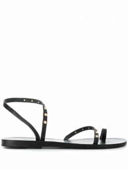 Ancient Greek Sandals сандалии с заклепками 'Apli' APLIELEFTHERIANAILSVACHETTA
