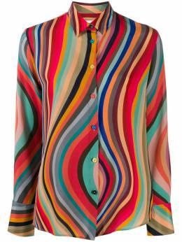 Ps by Paul Smith рубашка в полоску W2R019BB30425