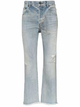 John Elliott джинсы The Kane 2 с эффектом потертости G270E75441L