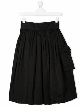 Unlabel юбка мини А-силуэта MAGNOLIA212