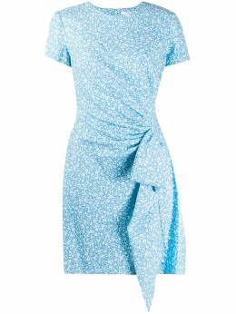 Jonathan Simkhai платье с цветочным принтом 2201027C