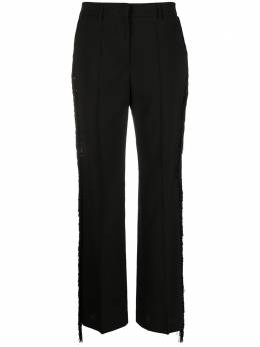 Golden Goose брюки Abigail с бахромой G36WP111A1