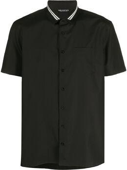 Neil Barrett рубашка с короткими рукавами PBCM1288CN041