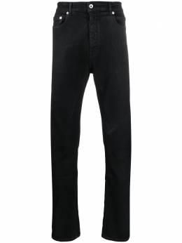 Rick Owens DRKSHDW джинсы кроя слим DU20S5354SBB