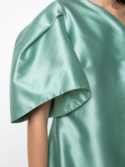 Tufi Duek asymmetric dress 444803629 - 5