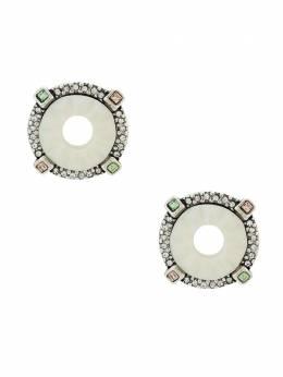Camila Klein Bia Bach round earrings 85688