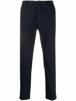 Department 5 брюки кроя слим U20P05T2001