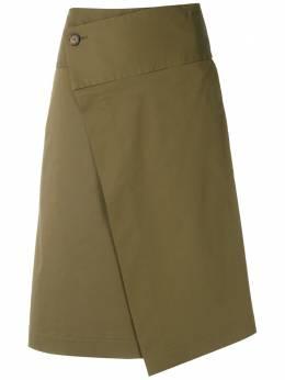 Egrey юбка Dijon с запахом 315176
