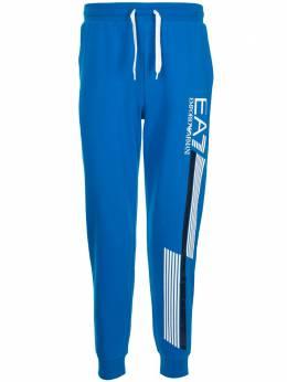 Ea7 спортивные брюки с логотипом 3HPP71PJ05Z