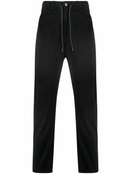 Z Zegna спортивные брюки прямого кроя VU706ZZ534