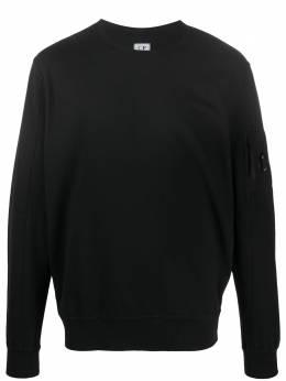 C.P. Company свитер с круглым вырезом 08CMSS053A002246G