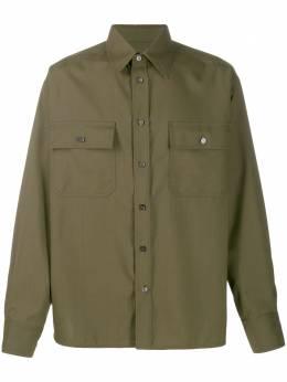 Marni рубашка с карманами CUMU0149A0S52744
