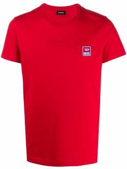 Diesel футболка T-Diego-Div 00SZ7W0PATI