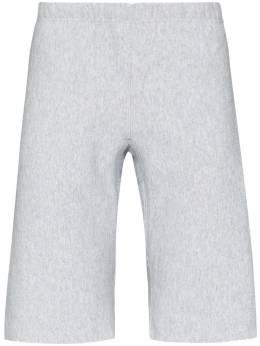 Champion спортивные шорты с нашивкой-логотипом 215163