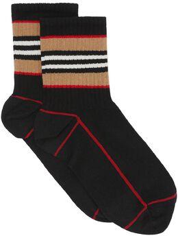 Burberry носки в полоску Icon Stripe 8015636