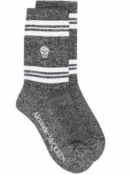 Alexander McQueen трикотажные носки 5846183B75Q