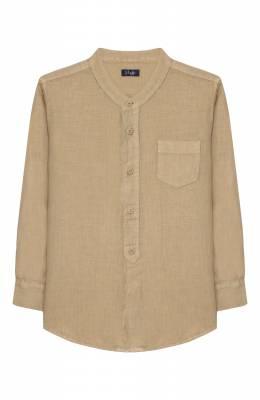 Льняная рубашка Il Gufo P20CL016L6006/2A-4A