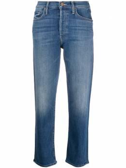 Mother джинсы Tom кроя слим 1364781