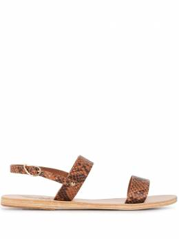 Ancient Greek Sandals сандалии Clio CLIO