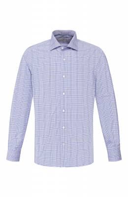 Хлопковая сорочка Luciano Barbera 105489/72279