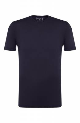 Хлопковая футболка Fedeli 3UEF0113
