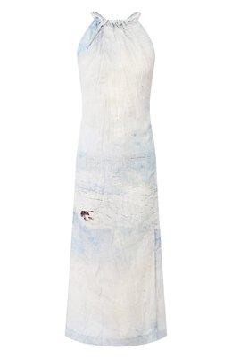 Льняное платье Acne Studios A20192