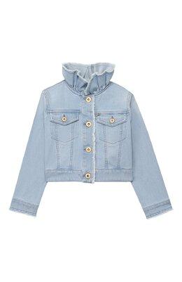 Джинсовая куртка Il Gufo P20GR146J0030/5A-8A