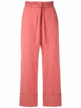 Framed брюки Greta с завязками на талии 337420