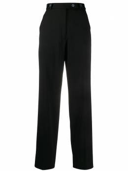 Giorgio Armani Pre-Owned брюки 1990-х годов с завышенной талией GAR250G