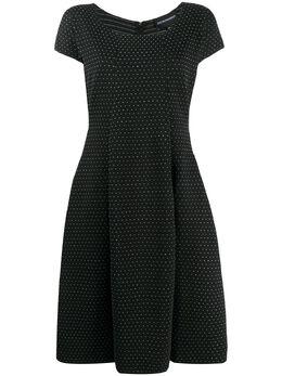 Emporio Armani платье-трапеция А-силуэта 3H2A8E2J84Z