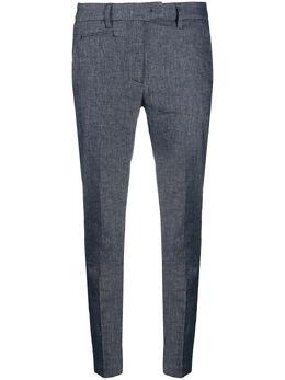 Dondup укороченные брюки кроя слим DP066LS0003002