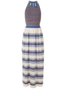 Framed трикотажное платье макси Sailor 33107