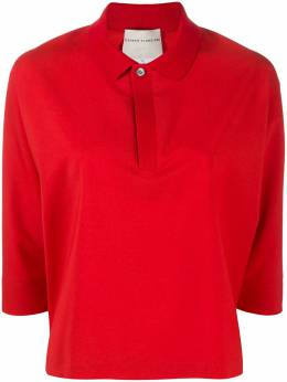 Stephan Schneider three-quarter sleeves polo top 4866POLORAILS