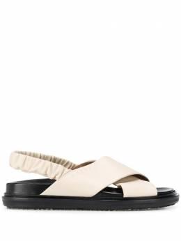 Marni сандалии Fussbett FBMS007701P3387