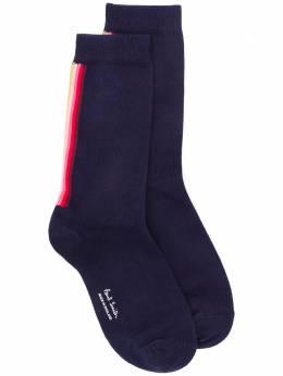 Paul Smith stripe detail socks W1A366BAF159