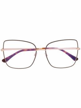 Tom Ford Eyewear очки TF5613-B в квадратной оправе TF5613B