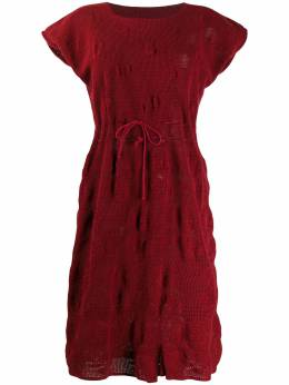 A.N.G.E.L.O. Vintage Cult трикотажное платье 1960-х годов ANGE250S