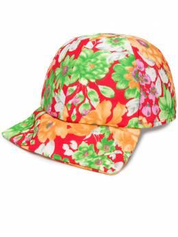 Plan C бейсбольная кепка с цветочным принтом CPCCB01A00TP028