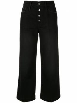 Frame укороченные джинсы Ali широкого кроя AWCEB252